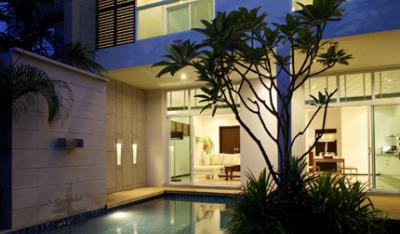 The 3 BR Condo Naiharn Beach