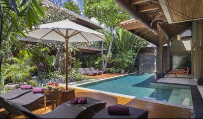 Precious 3 Bedrooms Private Villa Seminyak